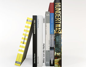 3D Architecture Books German Covers