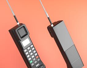Cell Phone OKI 3D