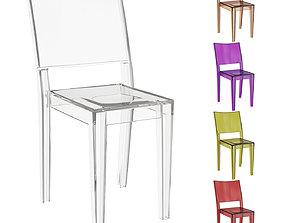 Kartell Chair 3D