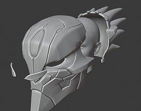 Helmet Strifer Darksiders 3D printable model