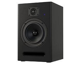 3D model monitor Studio Speaker