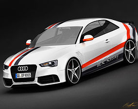 Audi A5 2012 Race Version 3D