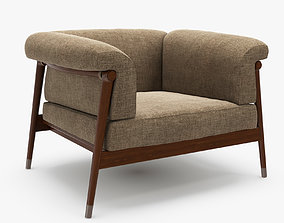 3D asset Giorgetti - Derby chair