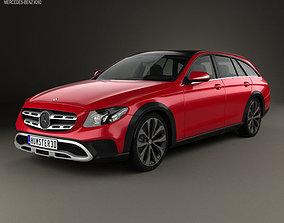 Mercedes-Benz E-Class S213 All-Terrain 2016 3D