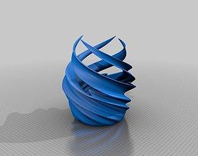 Vortex Vase 3D printable model