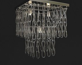 Chandelier medusa 5120 3D
