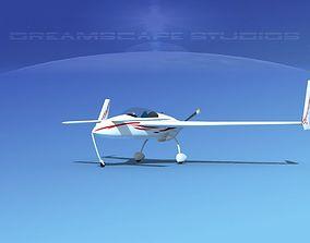 Rutan VariEze V17 3D model
