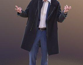 3D asset Andrew 10395 - Talking Business Man