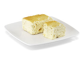 3D model Cheesecake mental