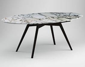 3D Luxurious Class Dinning Table