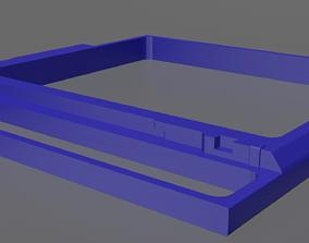 3D print model Lenovo DVD Multi IV blank tray