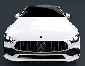 3D model Mercedes Benz AMG GT63