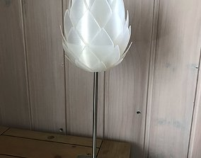 3D printable model Pine Cone Bedside Table Lamp Shade