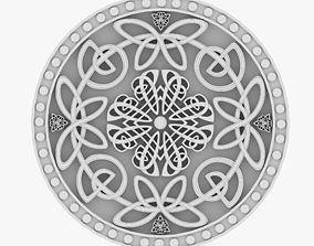 Celtic Ornament 12 3D