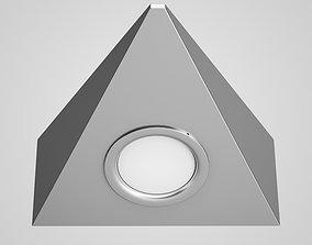 Single Ceiling-Wall Halogen Light 32 3D model