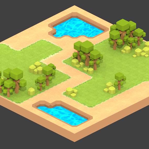 Tile Map Modelling