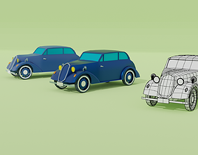 Oldtimer classic compact 3D model
