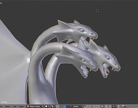 Dragon Base Mesh 3D model