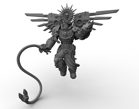 3D printable model Heresylab - Lord of Deliverance