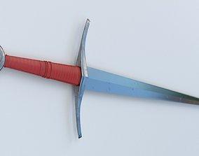 Agincourt Sword 3D model