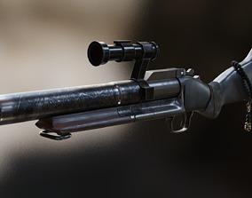 3D M79 GRENADE LAUNCHER REALISTIC