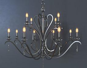 3D model Celine Lamp