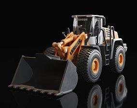 Toy Liebherr R580 3D model