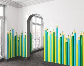 WallDeco-Life-var-98 3D model