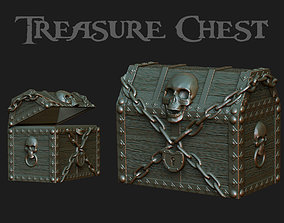 3D print model Treasure Chest