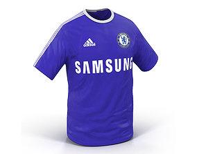 3D model T-Shirt Chelsea