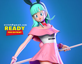 Bulma - Billiard master 3D printable model
