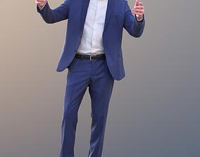 Lars 10436 - Talking Architect in Suit 3D asset