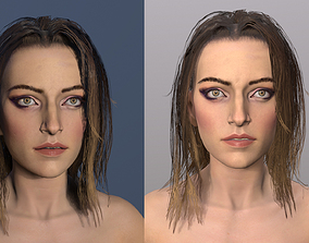 3D asset Female Basemesh V2 - Unreal 4