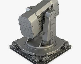 3D RIM-116 Rolling Airframe Missile