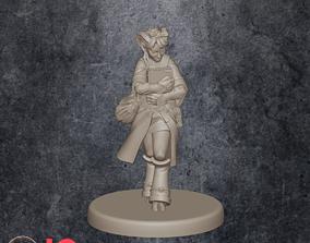 Kaila - Mage Apprentice 3D print model