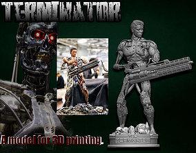 3D printable model The Terminator