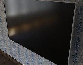 3D model TV lcd