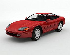 3D model 1995 Dodge Stealth Sports Car