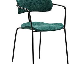 3D model Dantone Home Adam chair