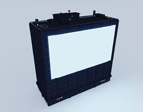 Voxel Building - 2 3D model