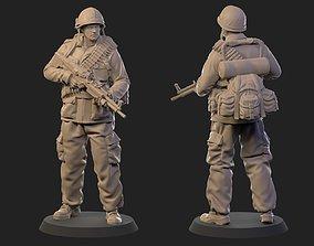 USA Vietnam soldier 3D print model