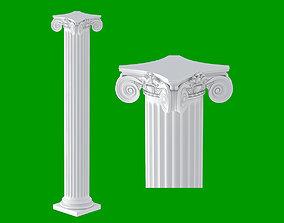 Scamozzi Column 3D model