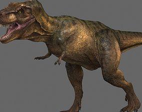 Tyrannosaurus rex -maya 3D model