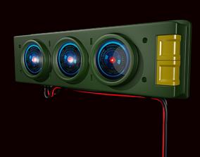 Gauge Array 3D model