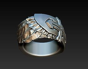 3D printable model Cherubim RING