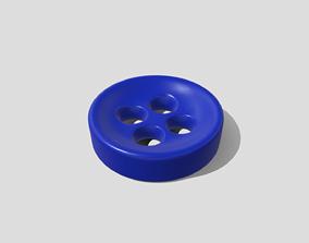 Printable Cloth Button 001 - 1cm - 4 Holes 2mm