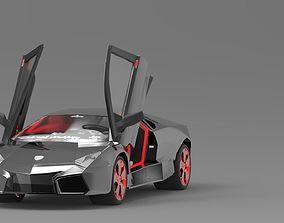 LAMBORGINI CAR 3D