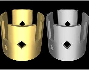 Simple Crown 03 3D model