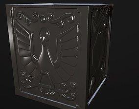 Cloth Armor Box - Cygnus 3D printable model