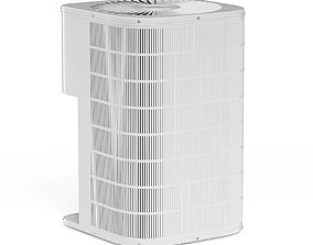 Heat Pump 3D Model renewable